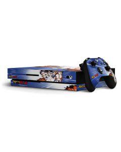 Dragon Ball Z Goku Blast Xbox One X Bundle Skin
