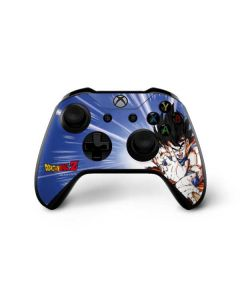Dragon Ball Z Goku Blast Xbox One X Controller Skin