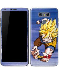 Dragon Ball Z Goku LG G6 Skin