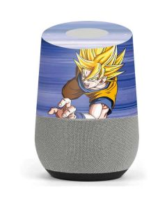 Dragon Ball Z Goku Google Home Skin