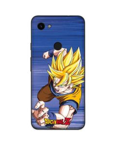 Dragon Ball Z Goku Google Pixel 3a Skin