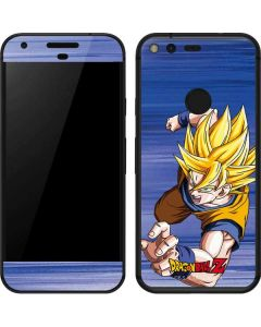 Dragon Ball Z Goku Google Pixel Skin