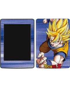 Dragon Ball Z Goku Amazon Kindle Skin