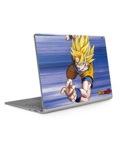 Dragon Ball Z Goku Surface Book 2 15in Skin