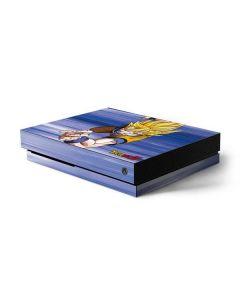 Dragon Ball Z Goku Xbox One X Console Skin