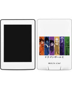 Dragon Ball Z Monochrome Amazon Kindle Skin