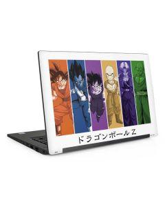 Dragon Ball Z Monochrome Dell Latitude Skin