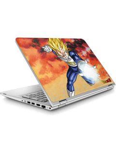 Dragon Ball Z Vegeta ENVY x360 15t-w200 Touch Convertible Laptop Skin
