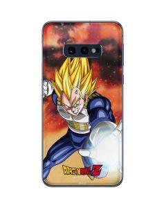 Dragon Ball Z Vegeta Galaxy S10e Skin
