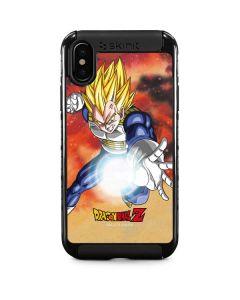 Dragon Ball Z Vegeta iPhone X Cargo Case