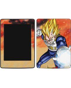Dragon Ball Z Vegeta Amazon Kindle Skin