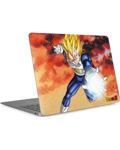 Dragon Ball Z Vegeta Apple MacBook Air Skin