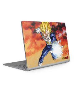 Dragon Ball Z Vegeta Surface Book 2 15in Skin