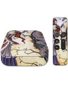 Dragon Charmer Fairy Apple TV Skin