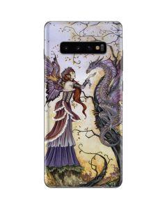 Dragon Charmer Fairy Galaxy S10 Plus Skin
