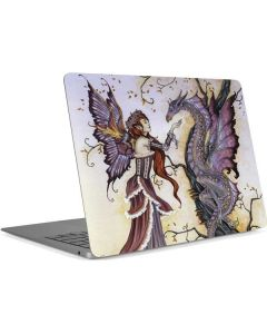 Dragon Charmer Fairy Apple MacBook Air Skin