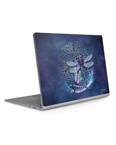 Dragonfly Celtic Knot Surface Book 2 15in Skin