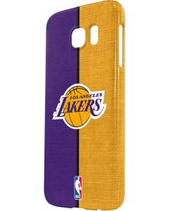 Los Angeles Lakers Canvas Galaxy S6 Lite Case