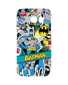 Batman Comic Book Galaxy S7 Edge Lite Case