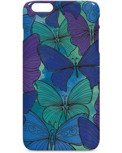 California Watercolor Butterflies iPhone 6/6s Plus Lite Case