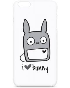 i HEART bunny iPhone 6/6s Plus Lite Case