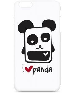 i HEART panda iPhone 6/6s Plus Lite Case