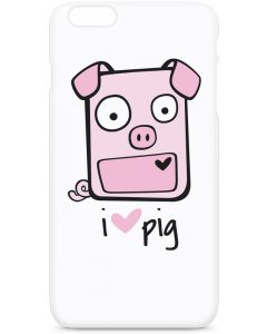 I HEART pig iPhone 6/6s Plus Lite Case