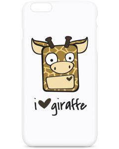 I HEART giraffe iPhone 6/6s Plus Lite Case
