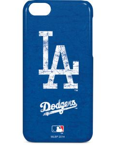 Los Angeles Dodgers - Solid Distressed iPhone 5c Lite Case
