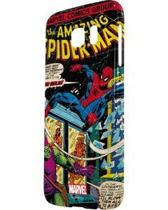 Marvel Comics Spiderman Galaxy S6 Lite Case