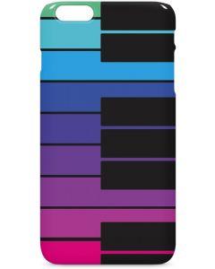 Color Piano Keys iPhone 6/6s Plus Lite Case