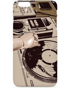 DJ Spinning iPhone 6/6s Plus Lite Case
