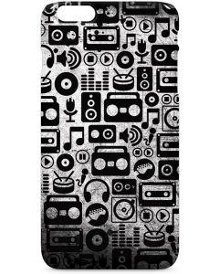 Music Pattern iPhone 6/6s Plus Lite Case