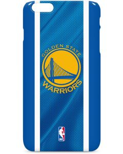 Golden State Warriors Jersey iPhone 6/6s Plus Lite Case