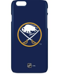 Buffalo Sabres Solid Background iPhone 6s Lite Case