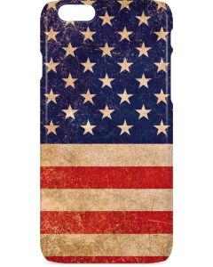 Distressed American Flag iPhone 6s Lite Case