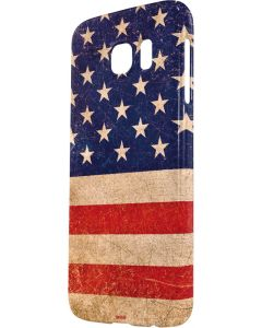 Distressed American Flag Galaxy S6 Lite Case