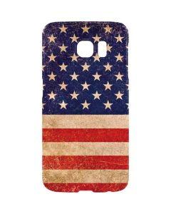 Distressed American Flag Galaxy S7 Edge Lite Case