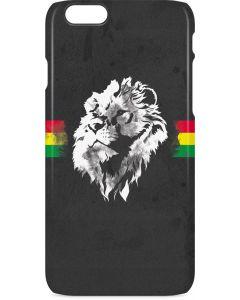 Horizontal Banner - Lion of Judah iPhone 6s Lite Case