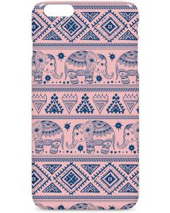 Tribal Elephant Pink iPhone 6/6s Plus Lite Case