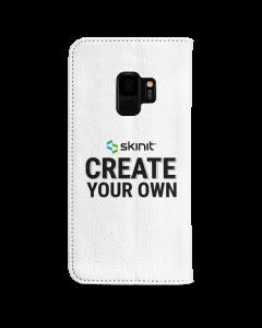 Custom Galaxy S9 Folio Case