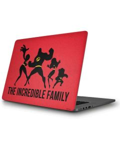 The Incredible Family Apple MacBook Pro Skin