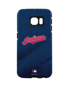 Cleveland Indians Alternate Road Jersey Galaxy S7 Edge Pro Case