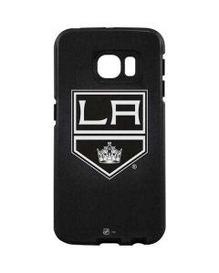 Los Angeles Kings Black Background Galaxy S7 Edge Pro Case