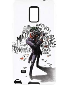 Brilliantly Twisted - The Joker Galaxy Note 4 Pro Case