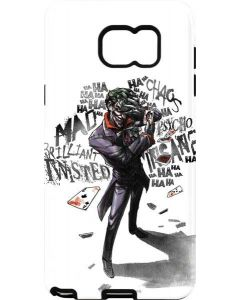 Brilliantly Twisted - The Joker Galaxy Note5 Pro Case