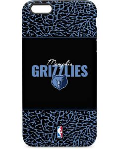 Memphis Grizzlies Elephant Print iPhone 6/6s Plus Pro Case