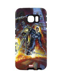 Jonathan Blaze The Ghost Rider Galaxy S7 Edge Pro Case