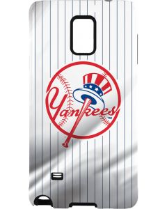 New York Yankees Home Jersey Galaxy Note 4 Pro Case