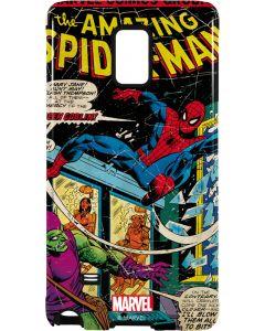 Marvel Comics Spiderman Galaxy Note 4 Pro Case